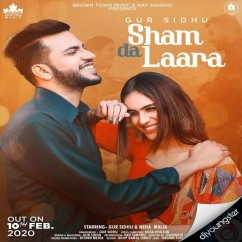 Sham Da Laara song download by Gur Sidhu