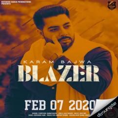 Blazer song download by Karam Bajwa