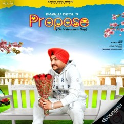 Propose song download by Bablu Deol