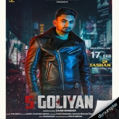 5 Goliyan song download by Sabi Bhinder