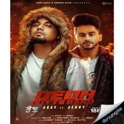 Dedh Futte Sand ft Jerry song download by AKay