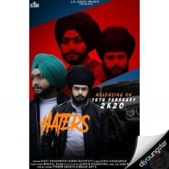Haters song download by Kirat Khurampur