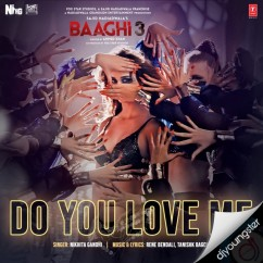 Do You Love Me song download by Nikhita