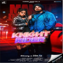 Knight Rider ft Afsana Khan song download by Mannie Dhaliwal