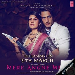 Mere Angne Mein song download by Neha Kakkar