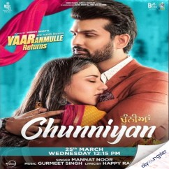 Chunniyan song download by Mannat Noor