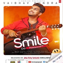 Smile Da Password song download by Vaibhav Kundra