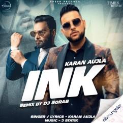 Ink Remix song download by Karan Aujla