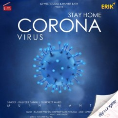 Corona Virus song download by Rajveer Pannu