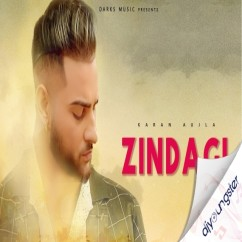 Zindagi song download by Karan Aujla