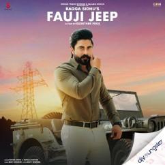 Fauji Jeep song download by Bagga Sidhu