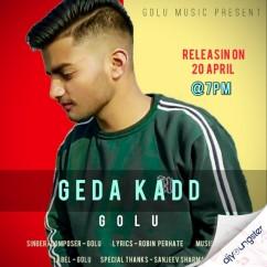 Geda Kadd song download by Golu