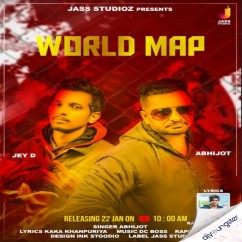 World Map song download by Abhijot