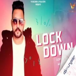 Lockdown song download by Gopi Sarpanch