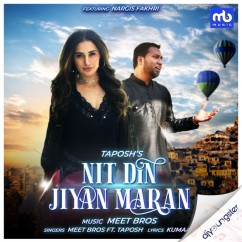 Nit Din Jiyan Maran song download by Taposh
