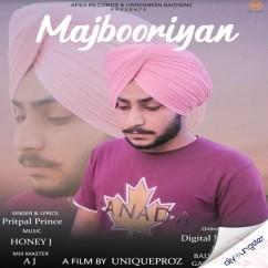 Majbooriyan song download by Pritpal Prince