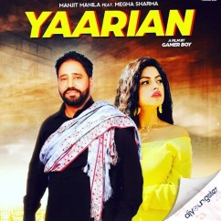 Yaarian song download by Manjit Manila