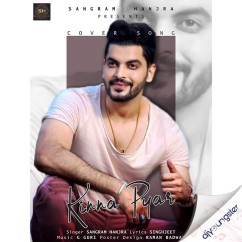 Kinna Pyar song download by Sangram Hanjra