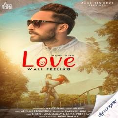 Love Wali Feeling song download by Mandy Guru