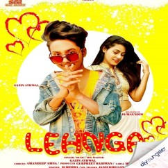 Lehnga song download by Gazin Athwal