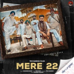 Mere 22 song download by Varinder Brar