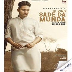 Ik Pind Sade Da Munda song download by Hustinder