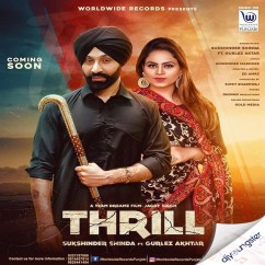 Thrill song download by Sukshinder Shinda