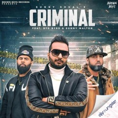 Criminal song download by Sunny Sohal