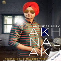Akh Nal Akh song download by Amrinder Amry