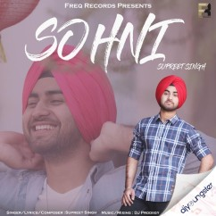 Sohni song download by Supreet Singh