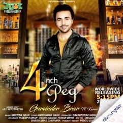 4 Inch Peg song download by Gurvinder Brar