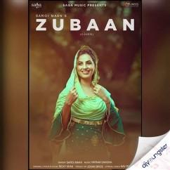 Zubaan (Cover) song download by Sargi Maan