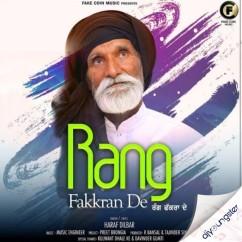 Rang Fakkran De song download by Harf Dilbar