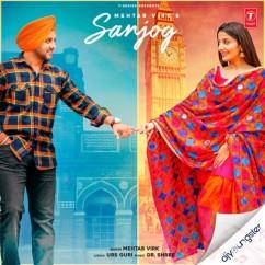 Sanjog song download by Mehtab Virk