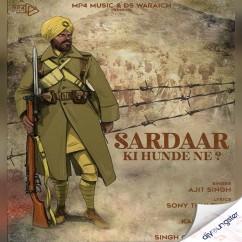 Sardaar Ki Hunde Ne song download by Ajit Singh