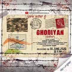 Ghodiyan song download by Karan Sandhawalia