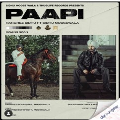 Paapi ft Sidhu Moosewala song download by Rangrez Sidhu