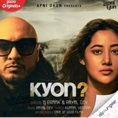 Kyon song download by B Praak
