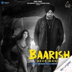 Baarish song download by Deep Moneey