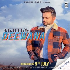 Deewana song download by Akhil