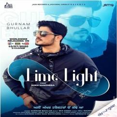 Lime Light song download by Gurnam Bhullar