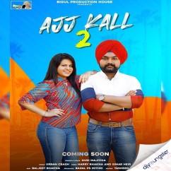 AjjKall 2 song download by Guri Majithia