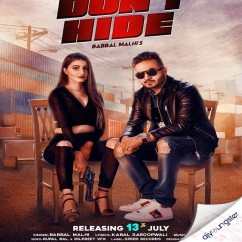 Dont Hide song download by Babbal Malhi