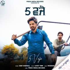 5 Vaje song download by Uday Shergill