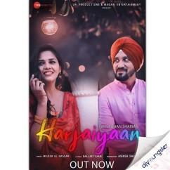 Harjaiyaan song download by Mujeeb Ul Hassan