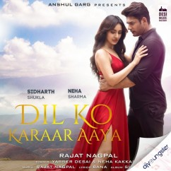 Dil Ko Karaar Aaya ft Neha Kakkar song download by Yasser Desai