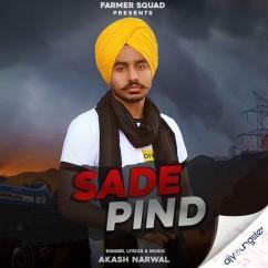 Sade Pind song download by Akash Narwal