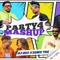 Party Mashup 4 ft Sunix Thakor song download by DJ BKS