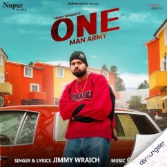 One Man Army song download by Jimmy Wraich