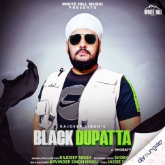 Black Dupatta song download by Rajdeep Singh